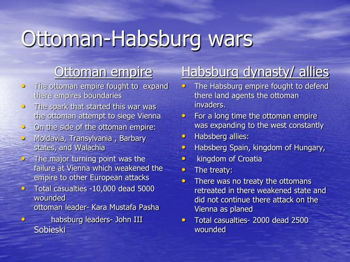 Ottoman-Habsburg wars