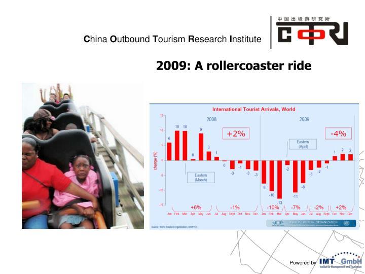 2009 a rollercoaster ride