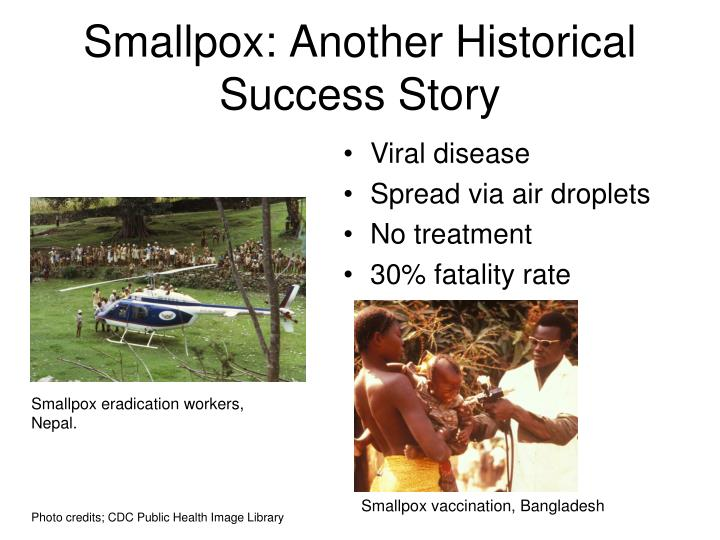 Smallpox: Another Historical