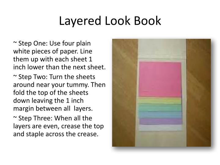 Layered Look Book