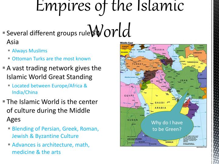Empires of the Islamic World