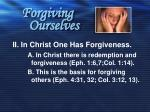 forgiving ourselves1