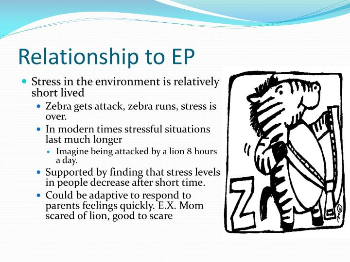 Relationship to EP