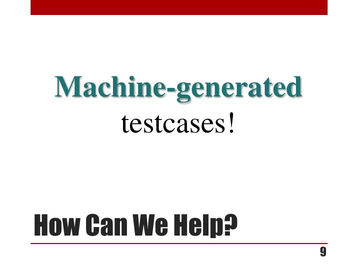 Machine-generated