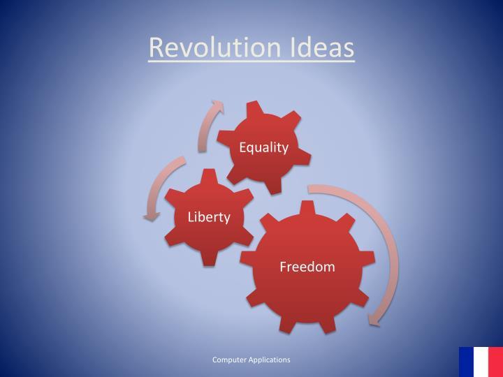 Revolution Ideas