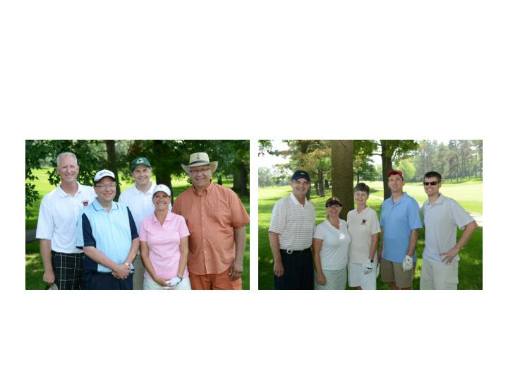 2013 golf outing white party