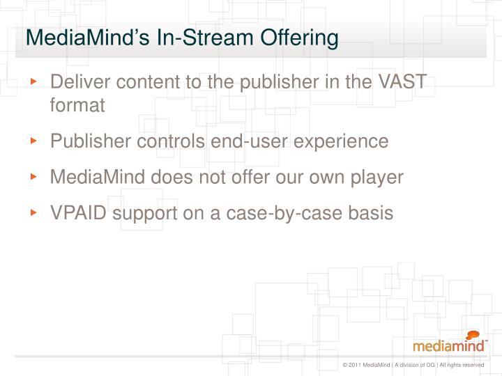 MediaMind's