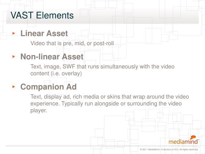 VAST Elements