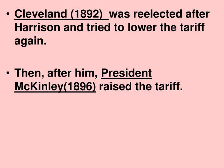 Cleveland (1892)