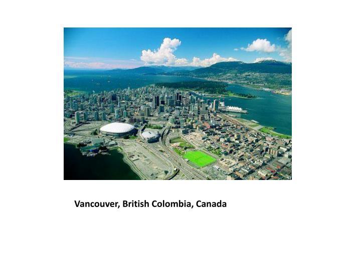 Vancouver, British Colombia, Canada