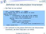 definition von akkumulator invarianten3