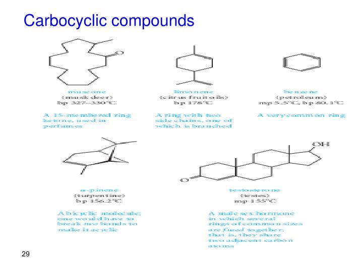 Carbocyclic