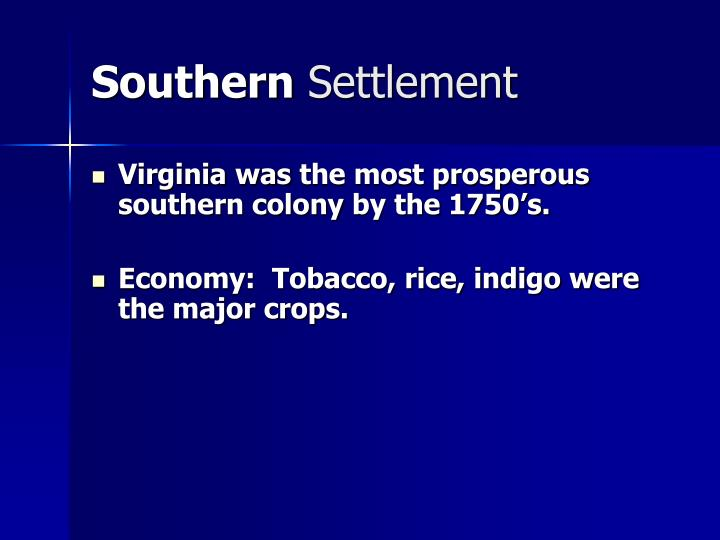 Southern