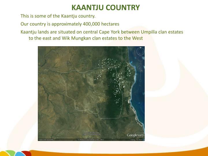 Kaantju country