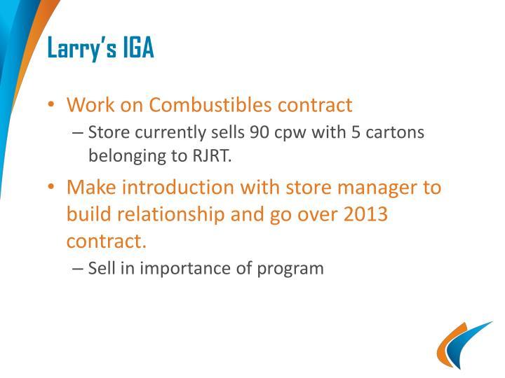 Larry's IGA