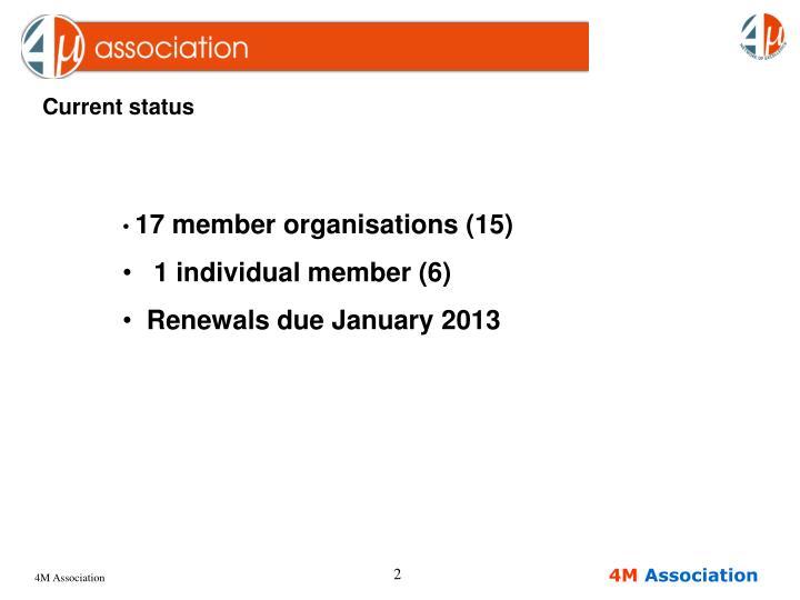 4m association