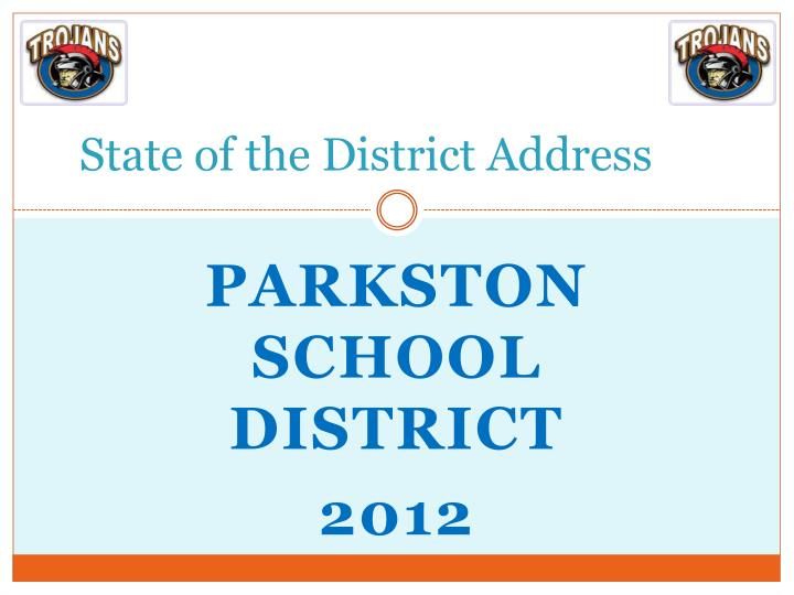 state of the district address n.