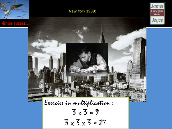 New York 1939: