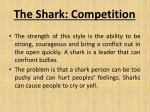 the shark competition