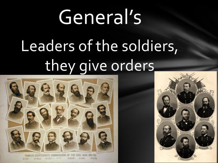 General's