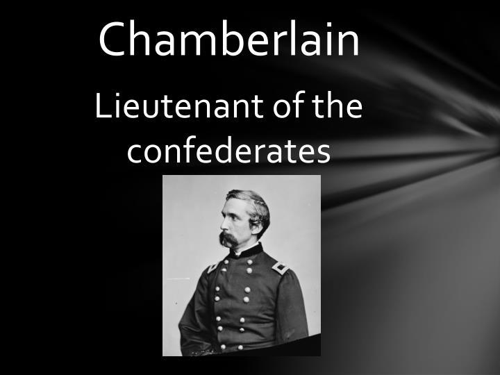 Thomas Chamberlain