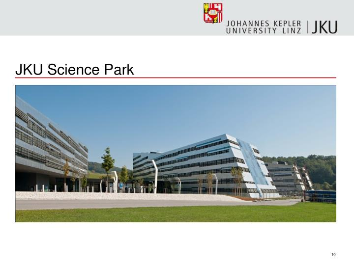 JKU Science Park