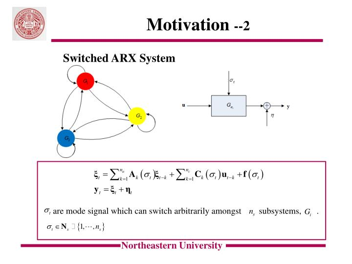 Switched ARX System