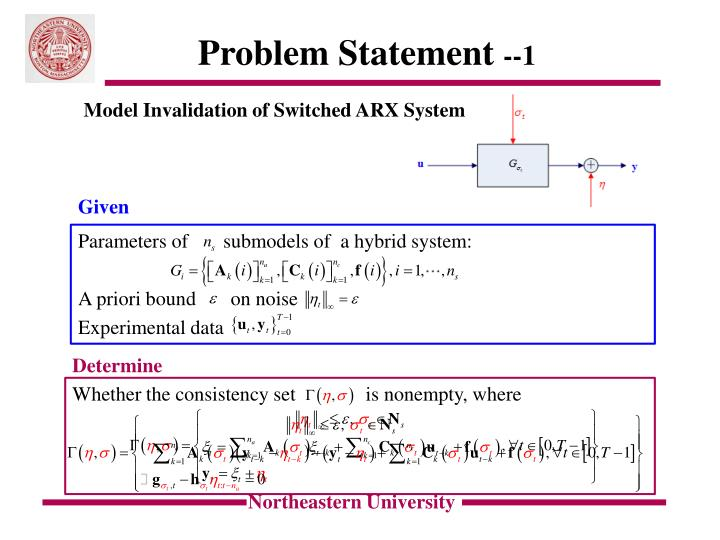 Model Invalidation of Switched ARX System
