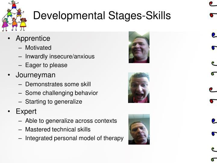 Developmental Stages-Skills