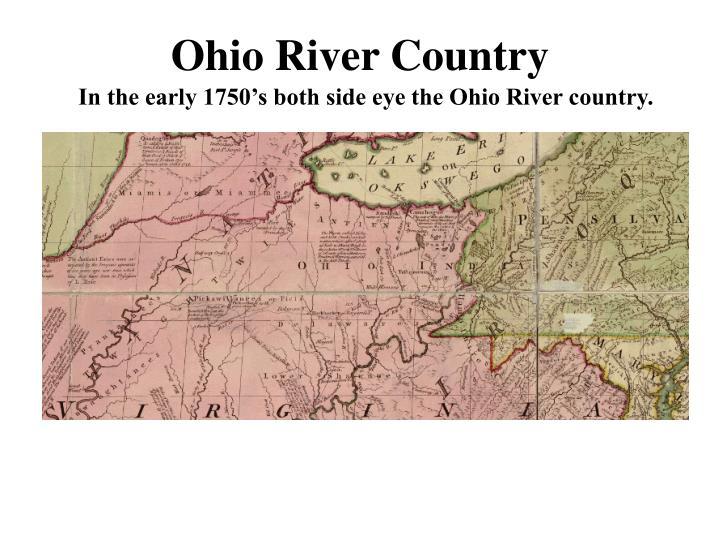 Ohio River Country