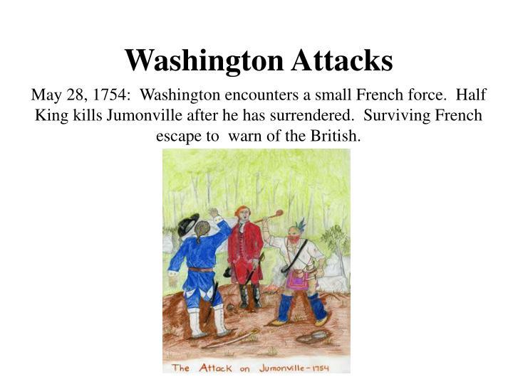 Washington Attacks