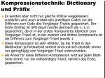 kompressionstechnik dictionary und pr fix1