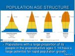 population age structure1