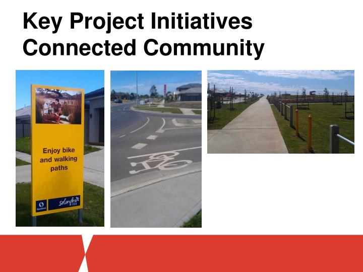 Key Project Initiatives