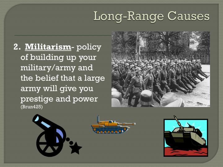 Long-Range Causes