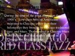 chicago jazz music