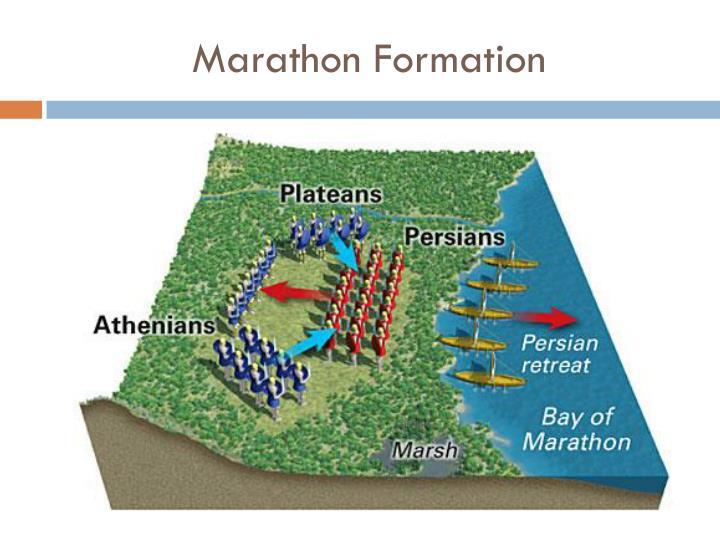 Marathon Formation