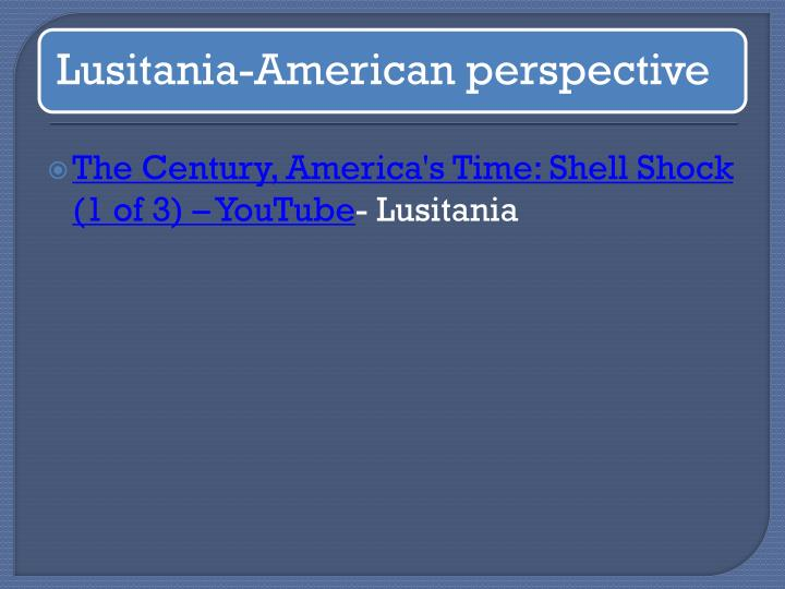 The Century, America's Time: Shell Shock (1 of 3) – YouTube
