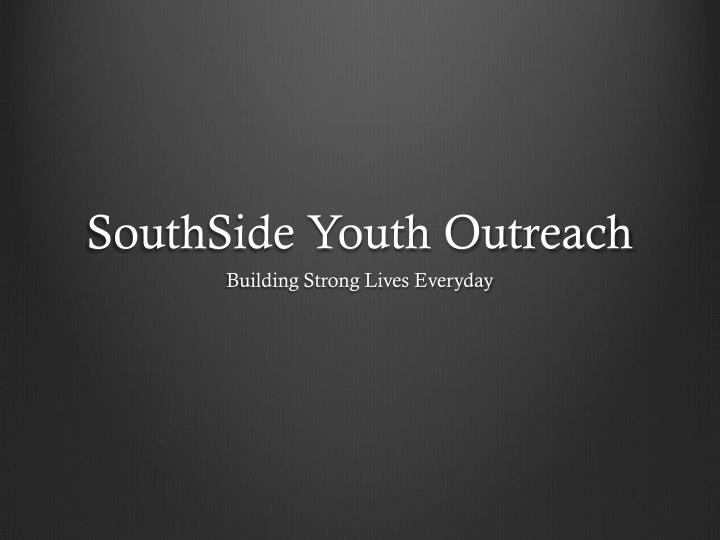 southside youth outreach n.
