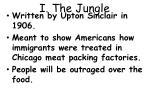 i the jungle