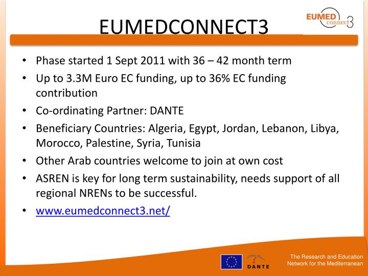 EUMEDCONNECT3