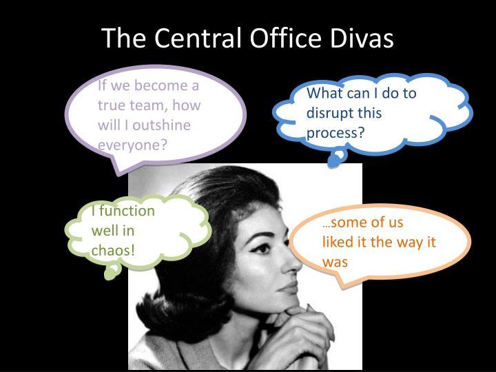 The Central Office Divas