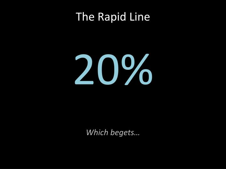 The Rapid Line