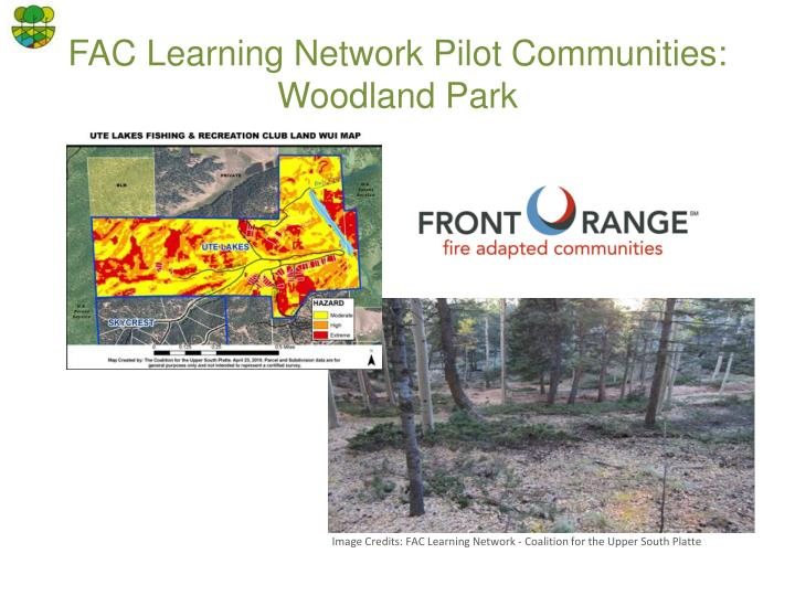 FAC Learning Network Pilot