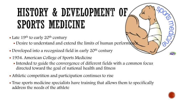 History & Development of