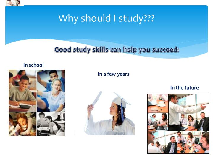Why should I study???