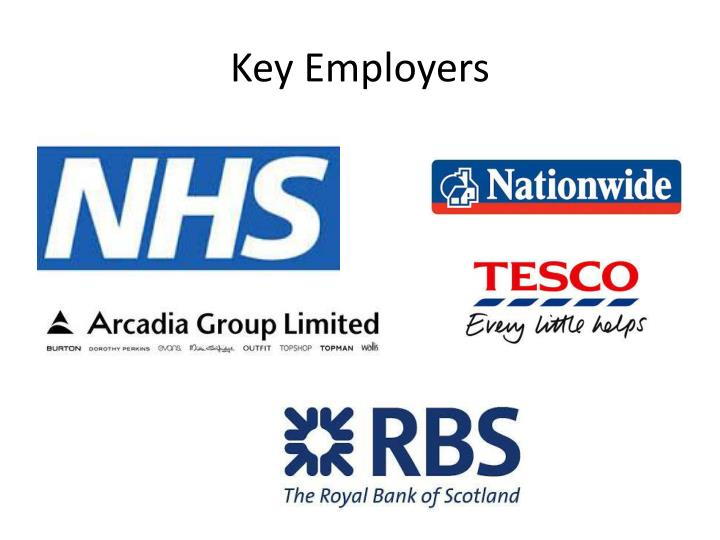 Key Employers