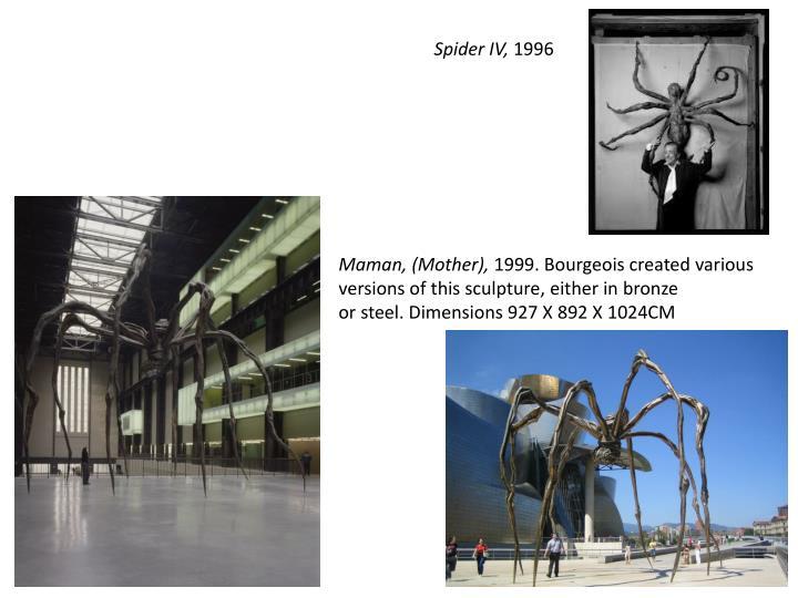 Spider IV,