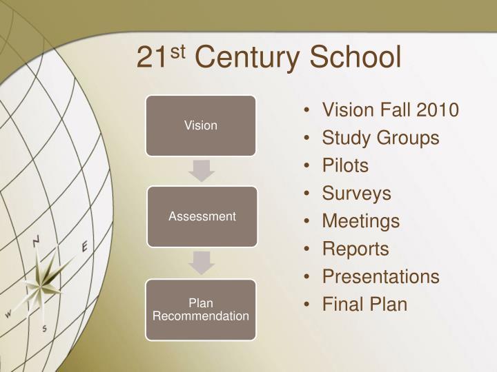 21 st century school
