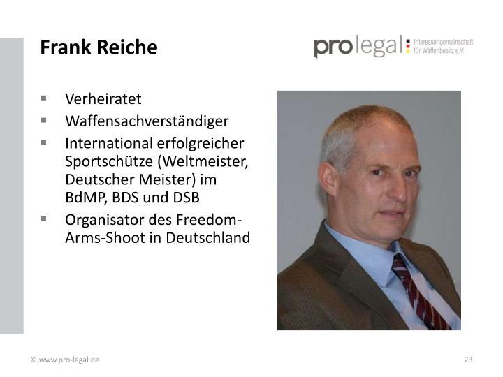 Frank Reiche
